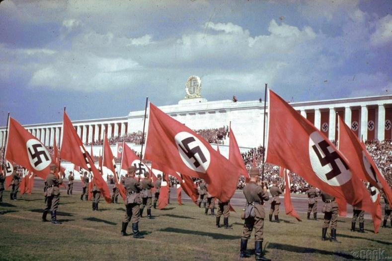 Нацист намын их хурал, Нюренберг - 1937 он