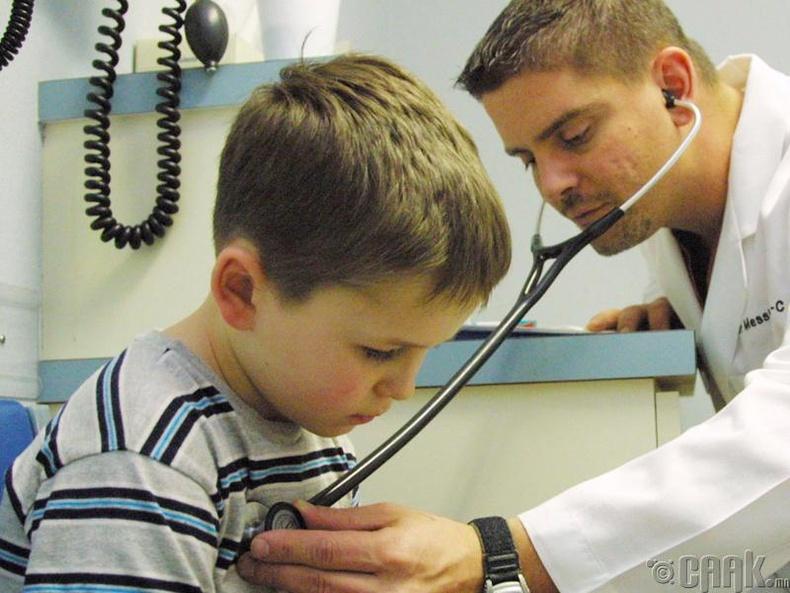 Хүүхдийн эмч