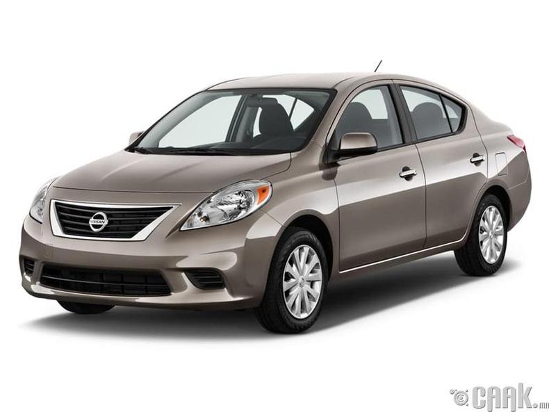 Nissan Versa (4 хаалгатай)