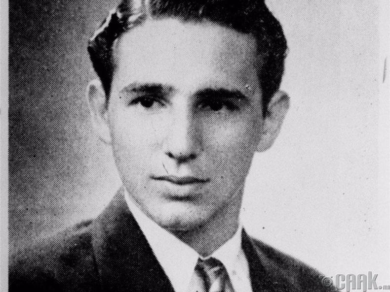 Кубын удирдагч Фидель Кастро