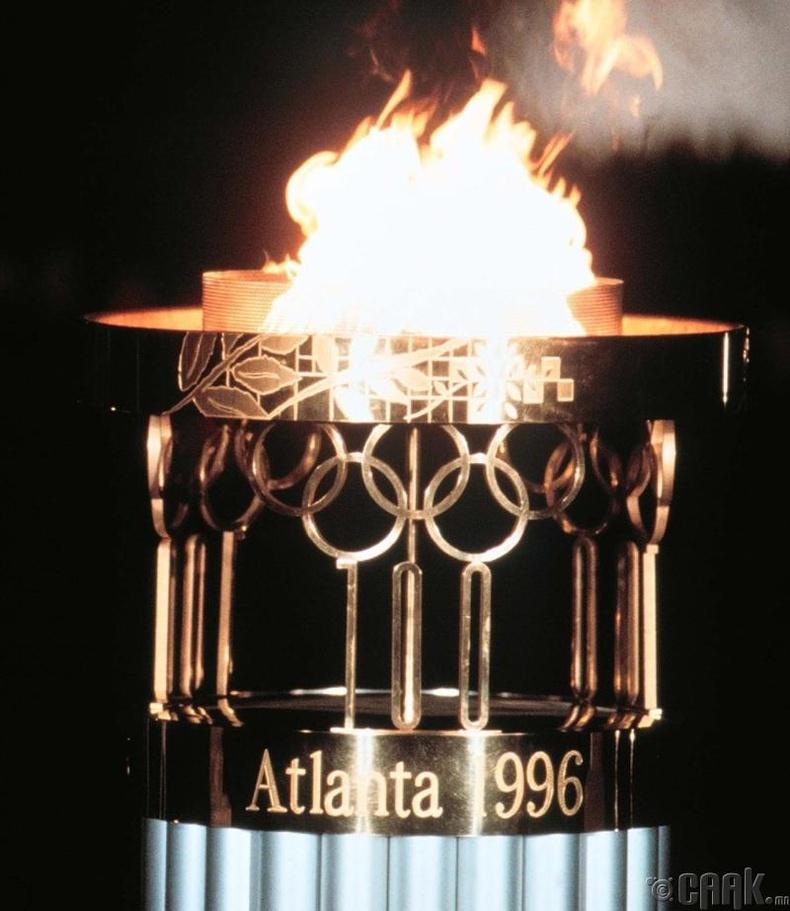 Атлантагийн зуны Олимпын нээлт (1996 оны )