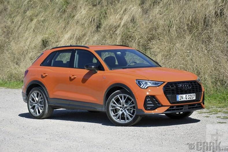 """""""Audi Q3"""" - Хамгийн найдвартай бага оврын жийп"""