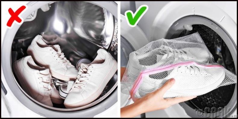 Угаалгын машин эвдрэх боломжтойг бүү мартаарай