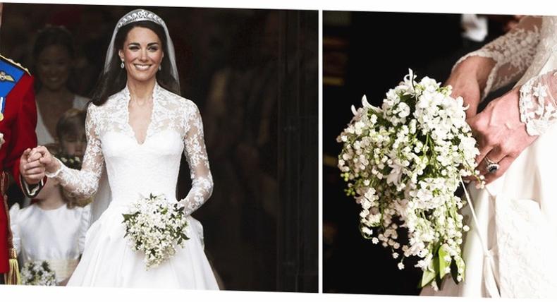 Кейт болон Меган нарын хуримын баглааг Диана гүнжийн дуртай цэцгээр хийжээ