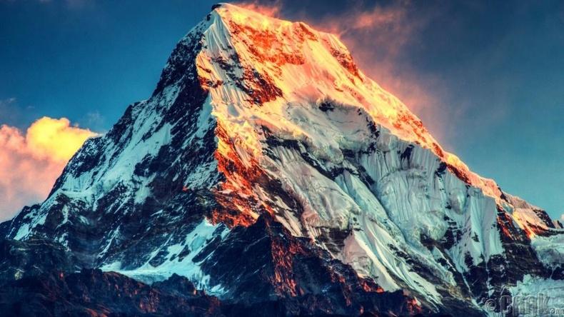 Непал ба Хятад улсын хил