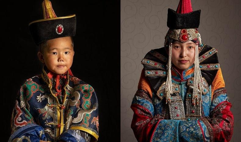 """""""Монголчууд үндэсний хувцастайгаа"""" - Швейцарь зурагчны фото төсөл"""
