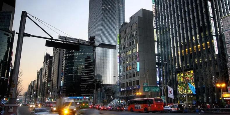 Сөүл, Өмнөд Солонгос