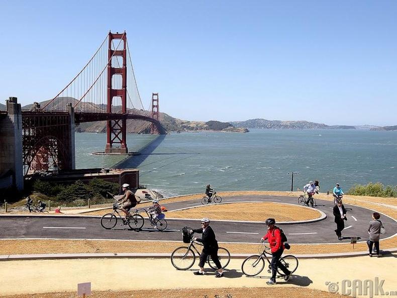 Сан - Франциско, Калифорния