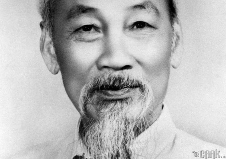 Хо Ши Мин - Нгуен Син Кон