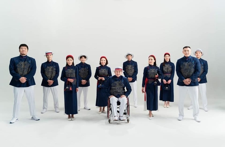 Монголын баг