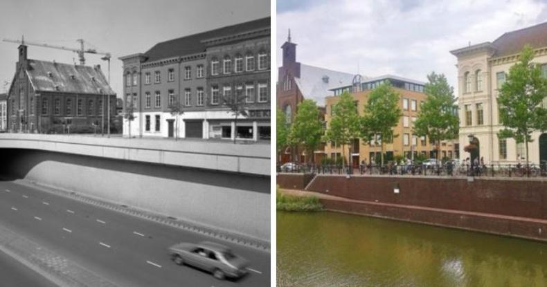 Нидерландын Утрехт хот 40 жилийн дараа