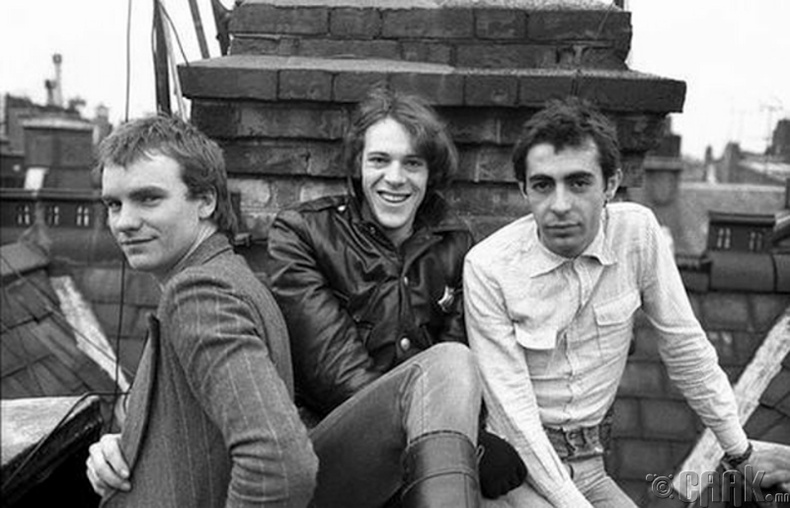 The Police, 1977