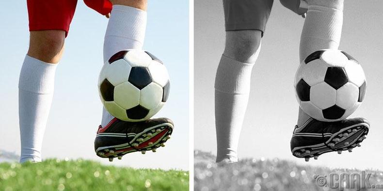 Хөл бөмбөгийн бөмбөг