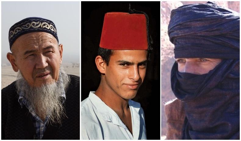 Исламын шашинт эрчүүдийн толгойн гоёлын түүх ба уламжлал