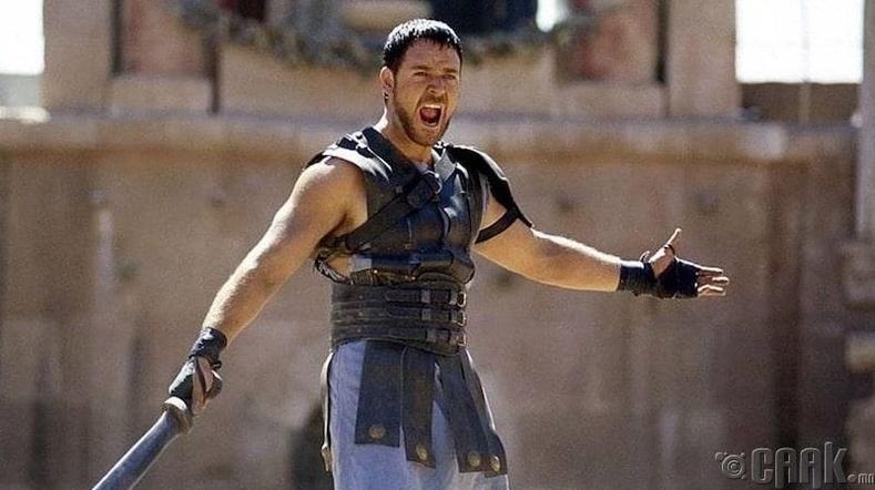 Ромын Гладиатор болон залуу хатагтайн амьдрал