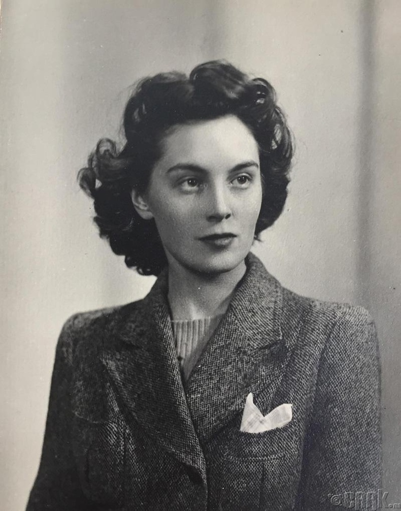 1950-аад оны хүчирхэг эмэгтэй