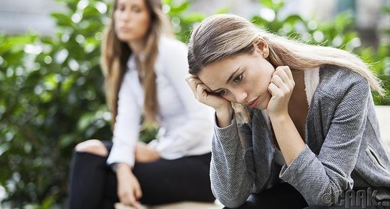 Сэтгэцийн өвчтэй дотны нэгэнтэйгээ сайн ярилц