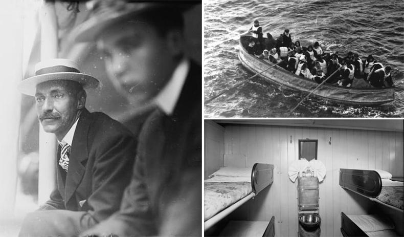 """""""Титаник"""" хөлөг сүйрэх үед болсон нууц ил болжээ"""