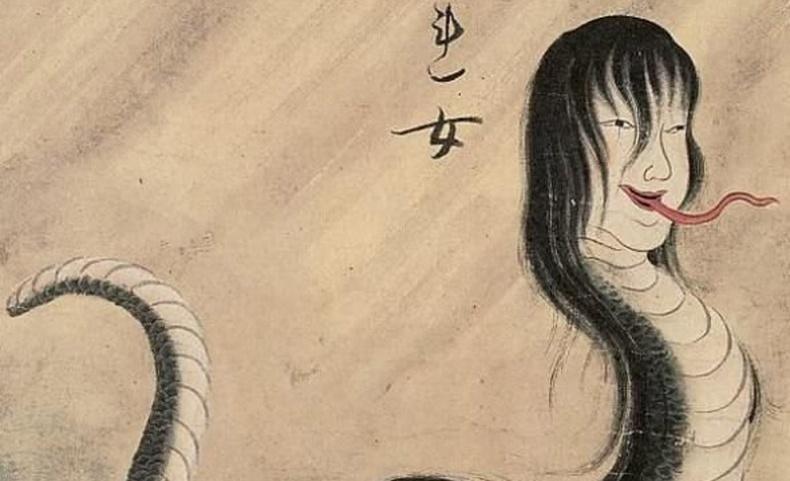 Япончуудын домог болсон чөтгөрүүд