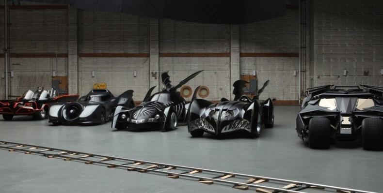 Batmobile - Бетмэний бүх кино