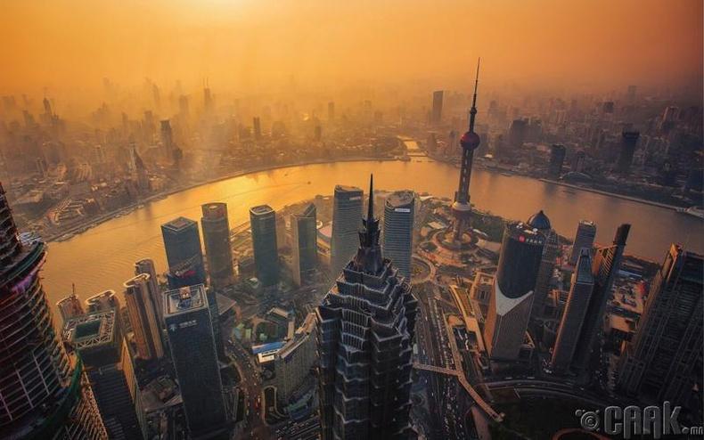 Шанхай – 67 тэрбум ам.доллар