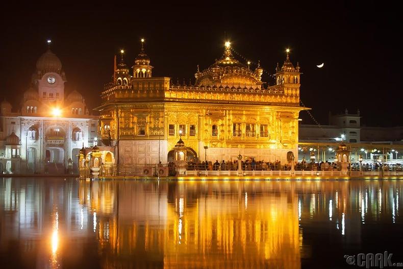 Алтан сүм - Амритсар муж, Энэтхэг
