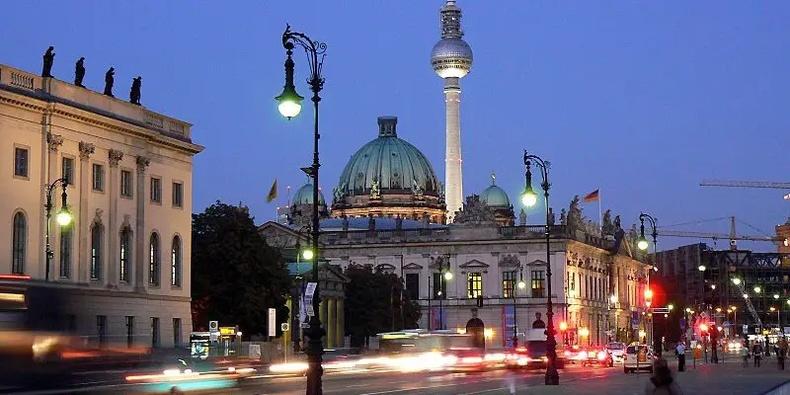 Германы Берлин