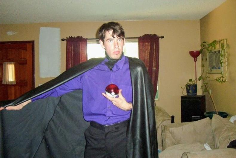MySpace дээр тавьж байсан зураг маань