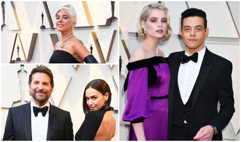91 дэх удаагийн Оскарын наадмын улаан хивсний ёслолын торгон мөчүүд