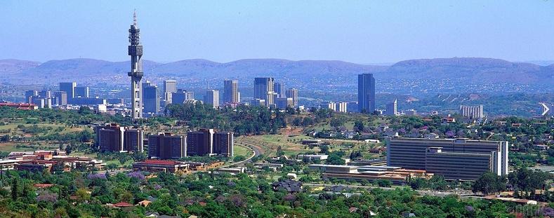 Претори, Өмнөд Африк