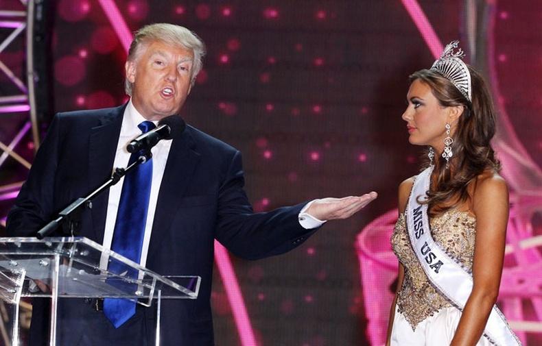 АНУ-ын Миссийн тэмцээн дээрх Дональд Трампын мэдэгдэл шуугиан тарьжээ