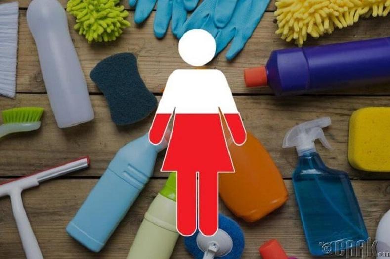 Эмэгтэйчүүд үргэлж аяга таваг угаадаг