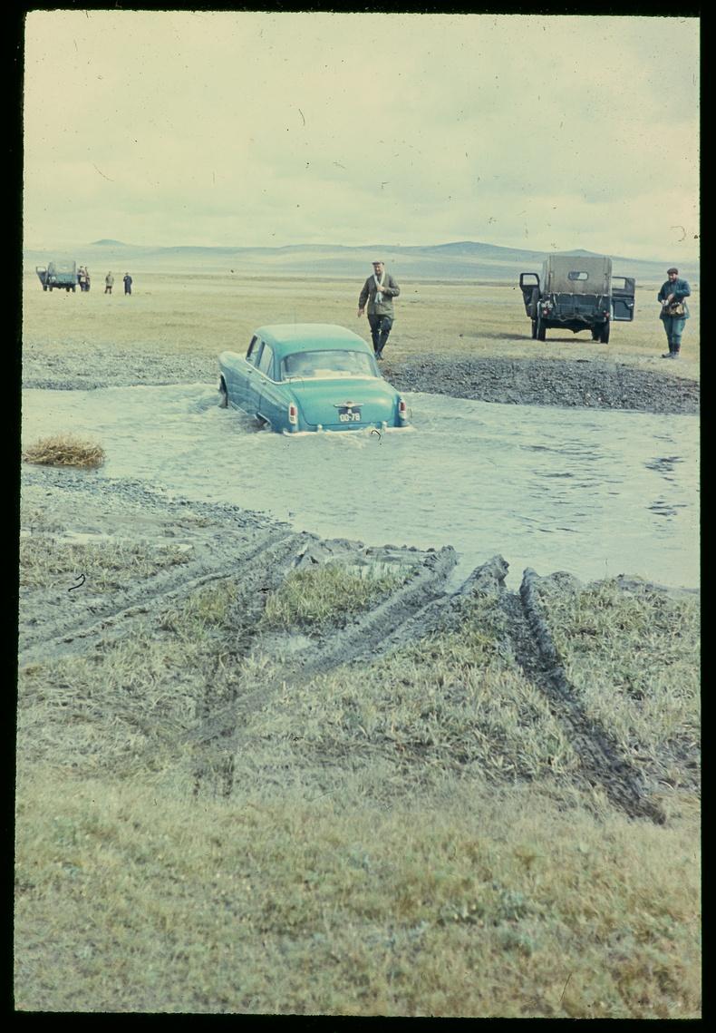 Гол гаталж буй нь, 1961 он