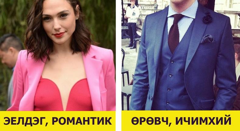 Та ямар өнгийн хувцас ихэвчлэн өмсөх дуртай вэ?