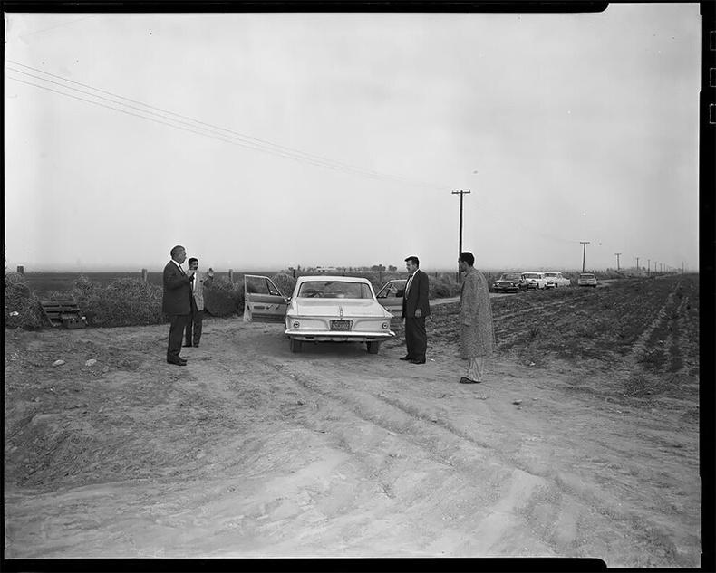 Сонгинын талбай дахь хайгуулын туршилт, 1963