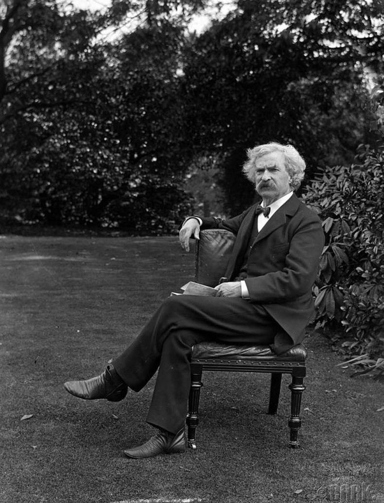 Алдарт зохиолч Марк Твен - 1900 он