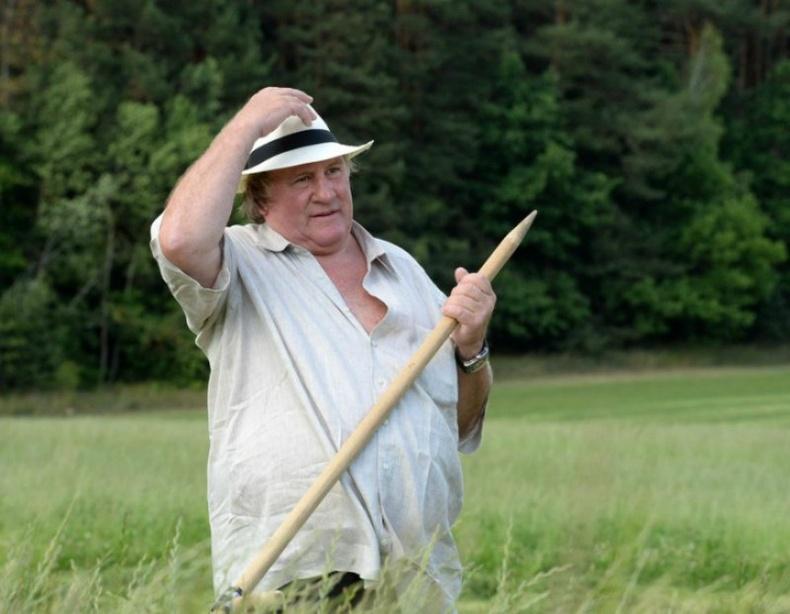 Жерар Депардье  (Gérard Depardieu)