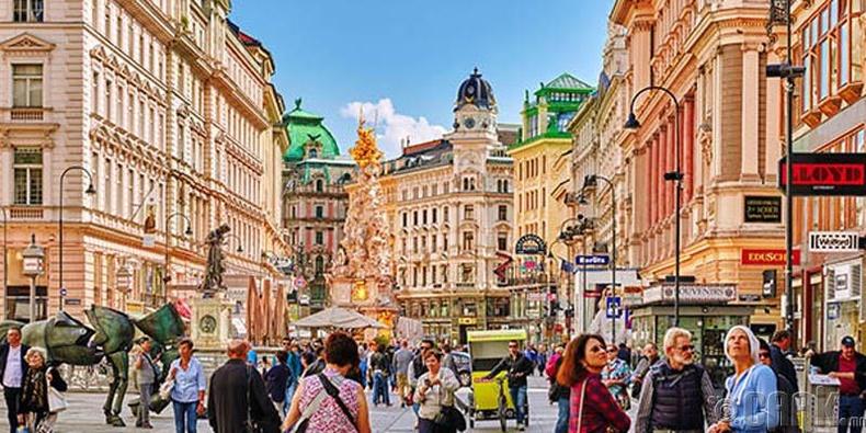 Вена - Австри