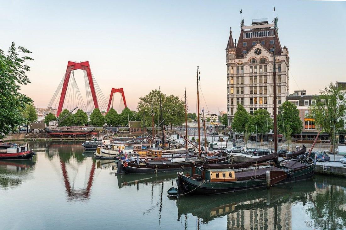 Роттердам, Нидерланд - 188.06 доллар