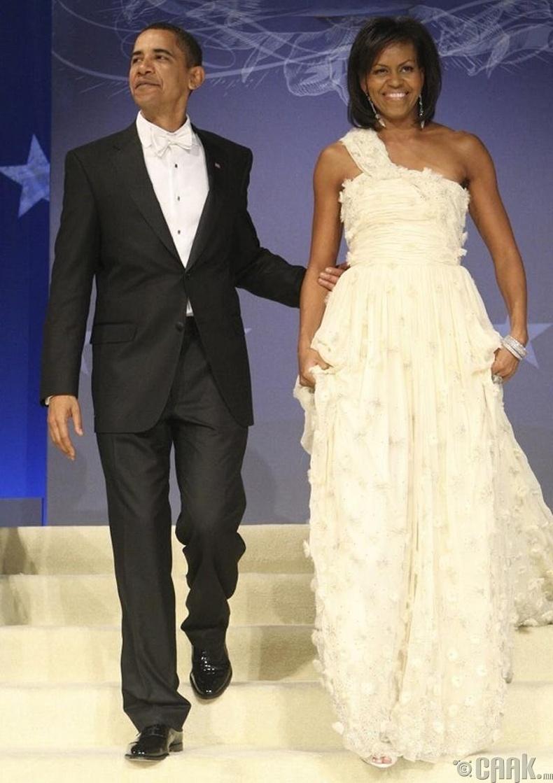 Мишель Обама - 1.80см
