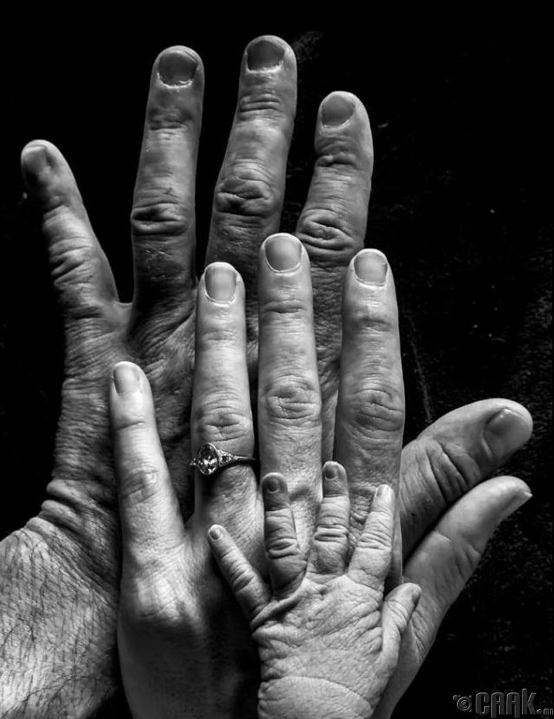 Эхнэр, нөхөр, хүүхэд 3