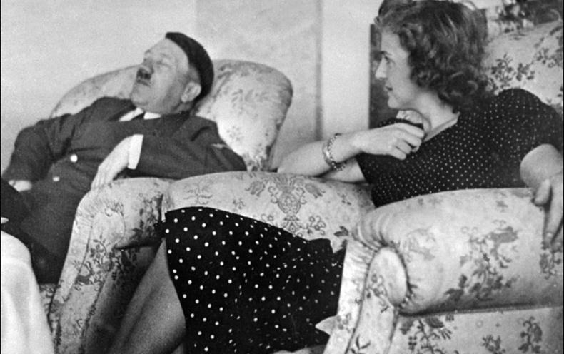 Гитлерийн үхэлд хэн буруутай вэ?