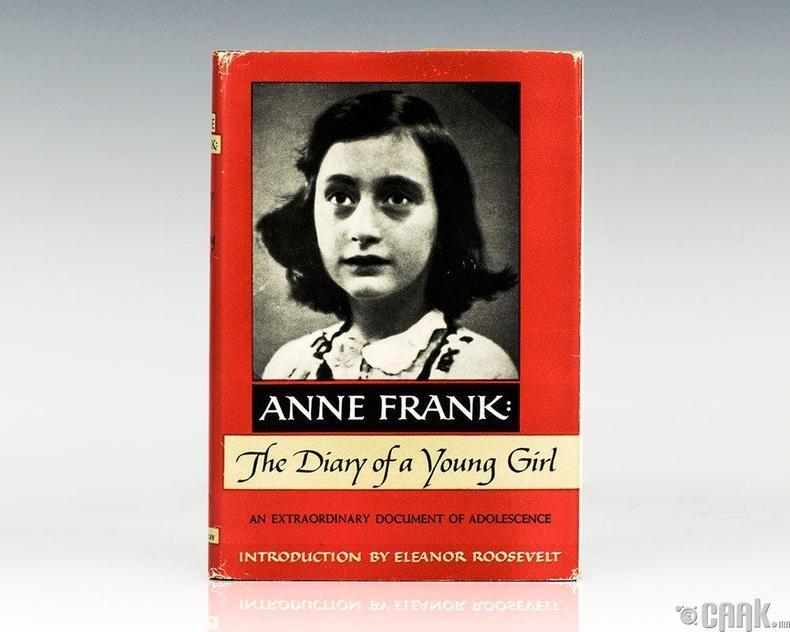 Анне Франкын өдрийн тэмдэглэл