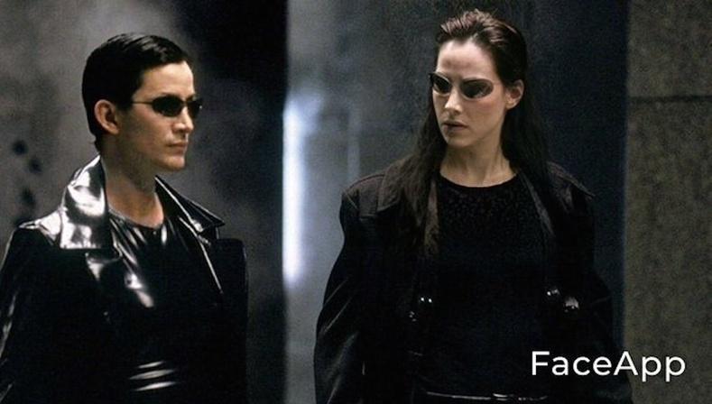 Mатрикс киноны Вачоувски эгч дүүс (Wachowski)
