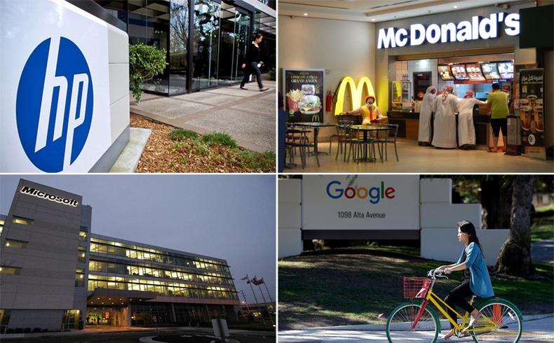 Зах зээлийг эзэгнэсэн хүчирхэг 10 компани