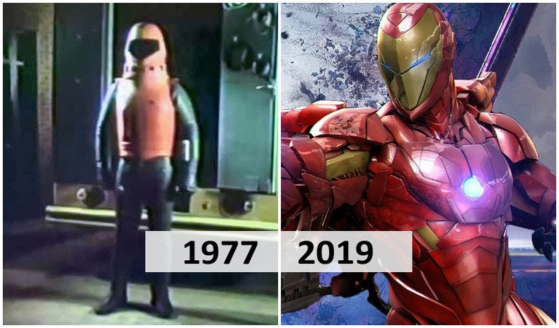 Супер баатрууд хэрхэн хувьсан өөрчлөгдсөн бэ?