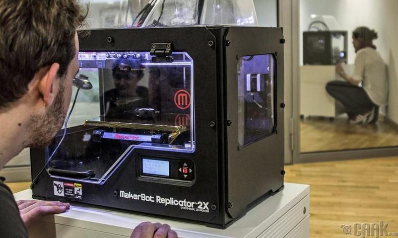 3D хэвлэл
