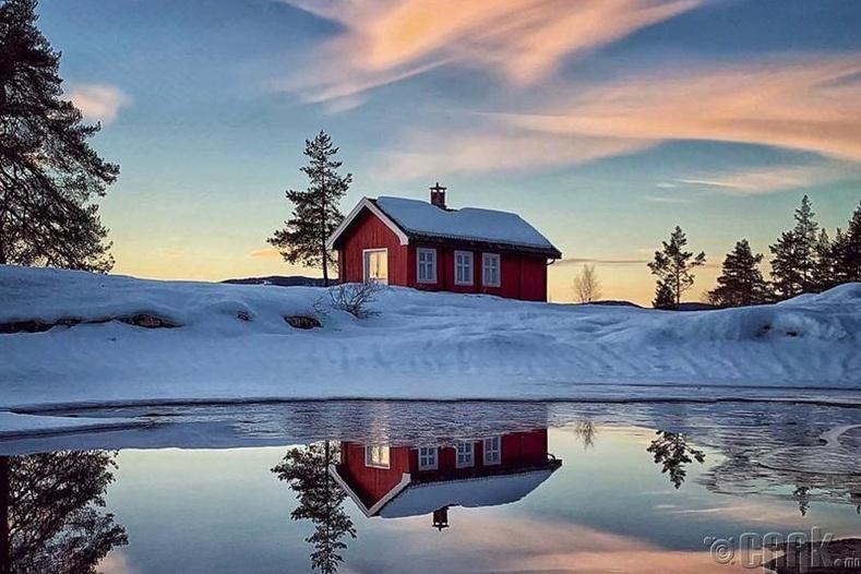 Норвеги - 8.699 оноо