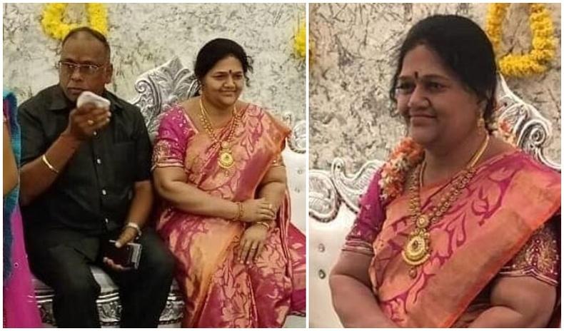 Энэтхэг эр нас барсан эхнэрээ лааны тосоор дахин бүтээжээ