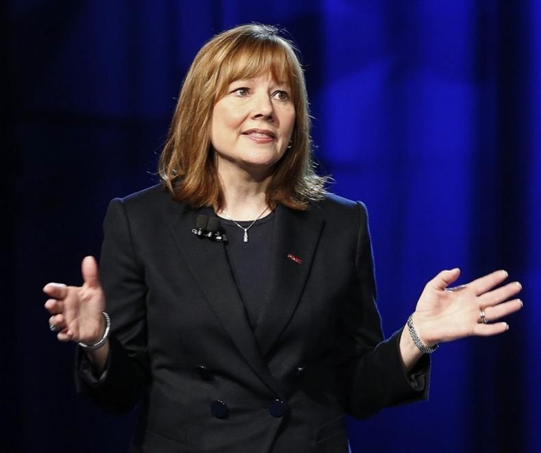 """Мэри Барра (Mary Teresa Barra)-""""General Motors""""-ын ерөнхий захирал"""